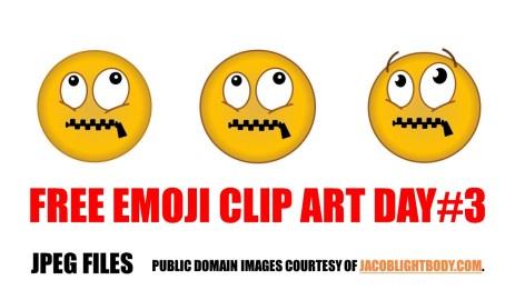 Emoji Zipper Twitter Pic