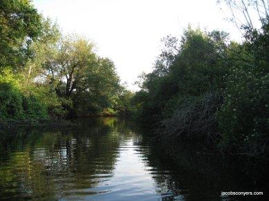 Neponset river, Norwood, MA