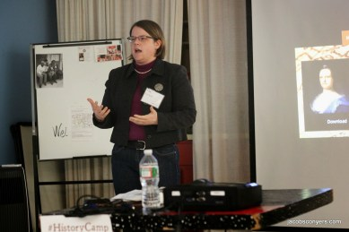 Liz Covart on Podcasting
