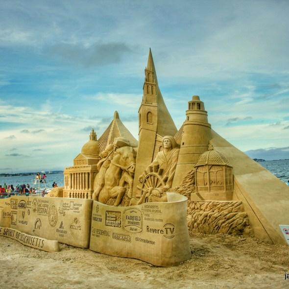Revere Sandcastles