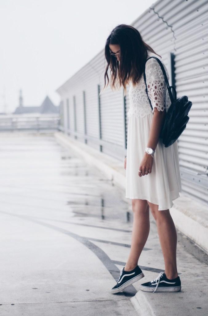 Mbym Sommerkleid und Vans12