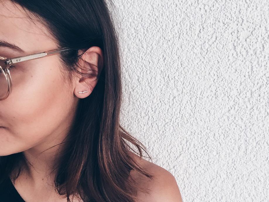 Jewelry Minimalistic Earrings 7