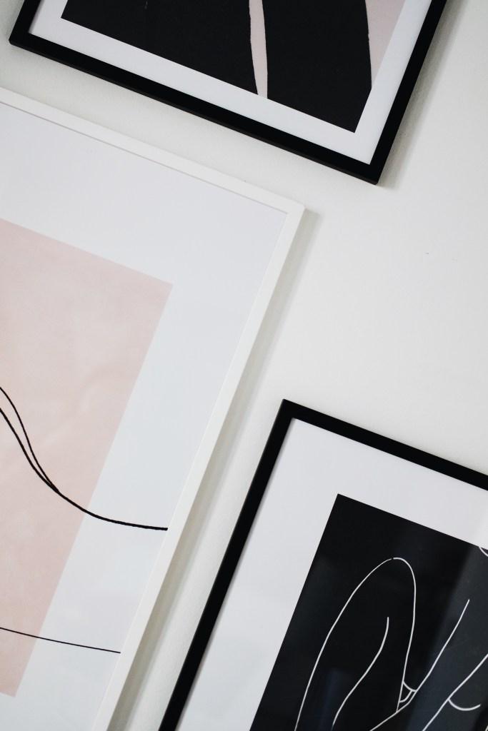 Dear Sam Gallery Wall Jacqueline Isabelle6