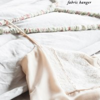 DIY Fabric Hanger from House of Earnest