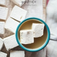 Apple Cider Marshmallows