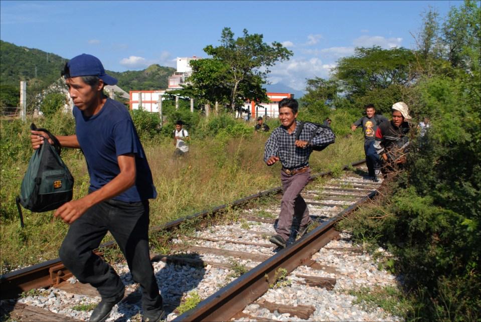 Train to El Norte