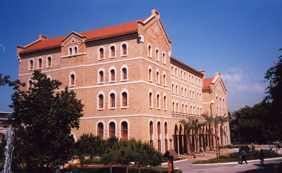 College Hall at AUB