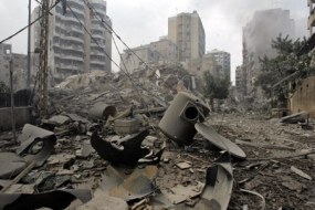 ABC: Rubble in Beirut