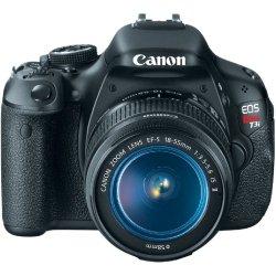 Small Crop Of Canon T3i Vs T5i