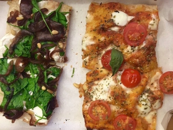 Sugo Pizza: Pizza Al Taglio in Amsterdam