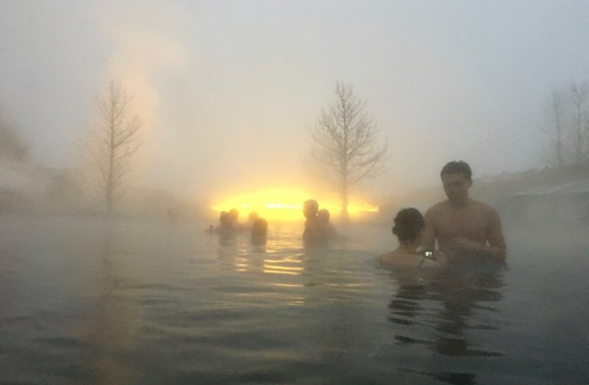 Ready for a little rest and relaxation Icelandic style? Cozy up in one of these famous hot springs and lagoons on your next trip to Iceland.