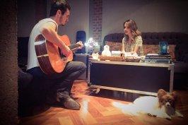 """Sandy & Tiago Iorc: """"Me Espera"""" ganha versão acústica"""