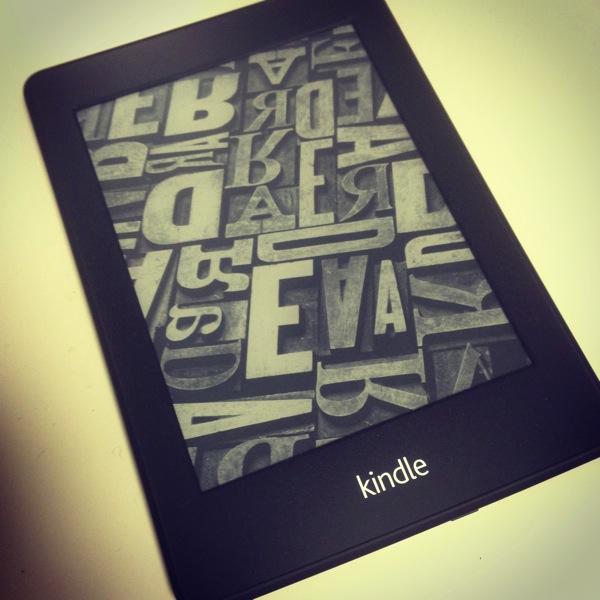 Kindle WhitePaperのレビュー。使ってみると素晴らしくて感動。