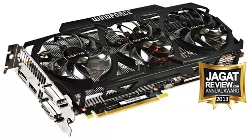 gigabyte gtx 780 ti ghz edition windforce 3x 1085 7000