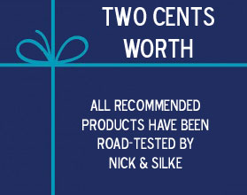 Product recommendations from Nick and Silke