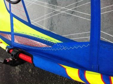 BOXER APRES - voile de windsurf planche a voile réparation brest