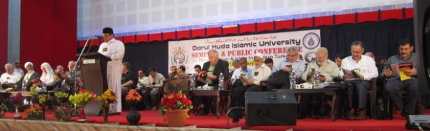 Said Nursi conference (Jan 29 2012)