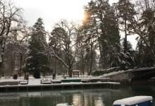 soleil sur les jardins de l'Europe