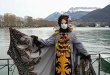 costume innatendu à Annecy