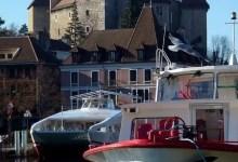 bateaux amarrés