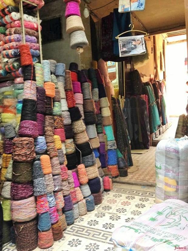Jakecii Laine à Marrakech - Bahia Bab Mellah 1