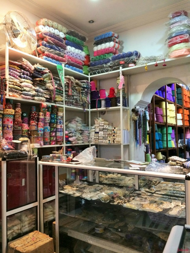 Jakecii Laine à Marrakech - Bahia Bab Mellah 4