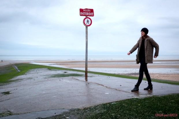 Jakecii Gérard - Manteau République du Chiffon - La plage