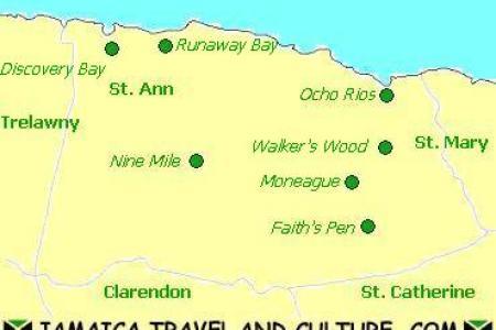 map of st ann 2