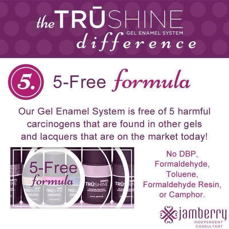 gel nail polish 5-free