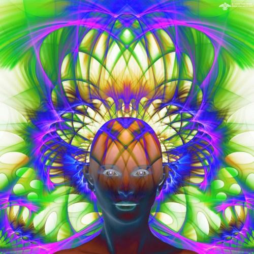 Medium Of Luminous Beings Are We