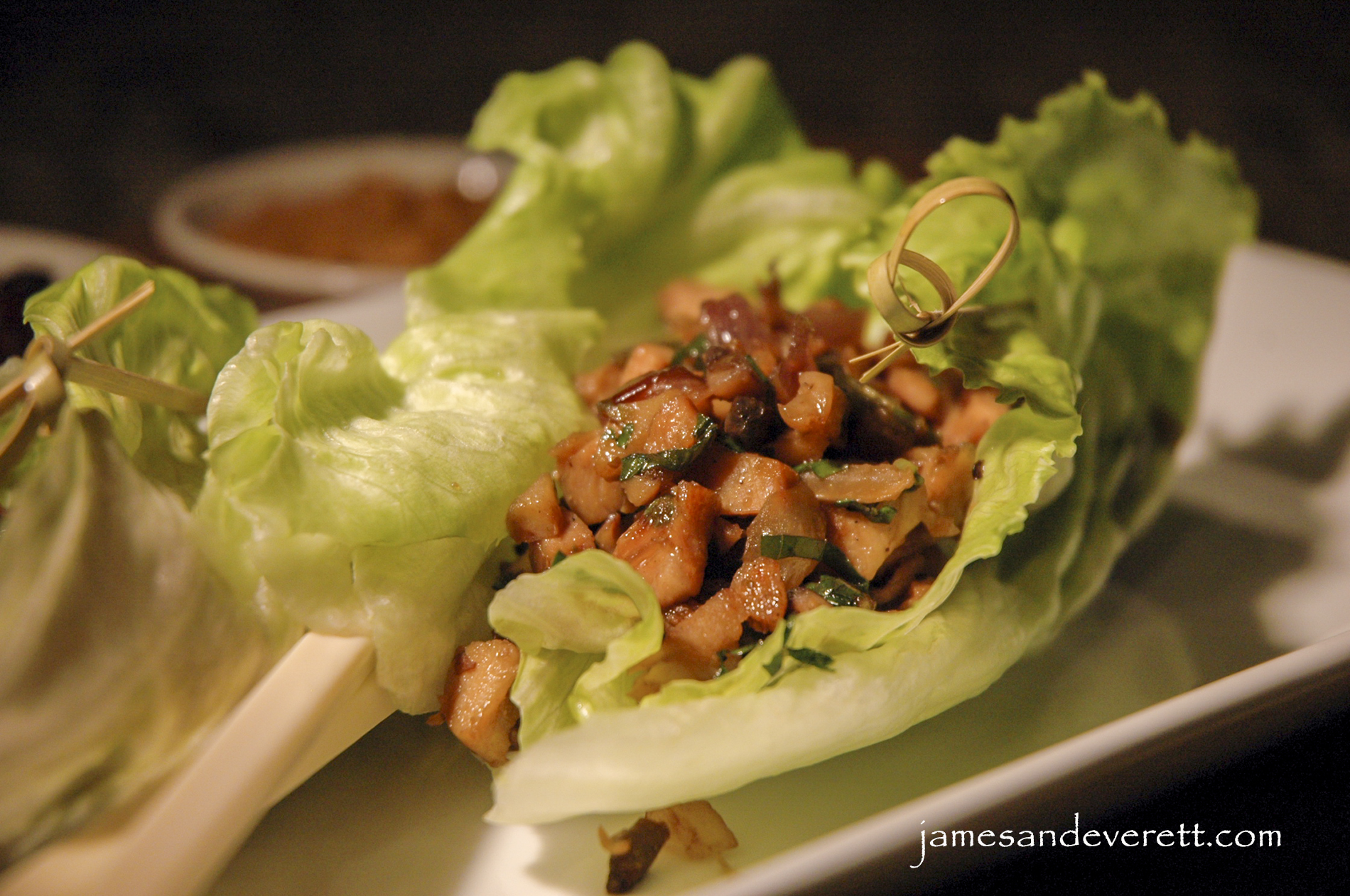 wraps sweet spicy chicken lettuce wraps buffalo chicken lettuce wraps ...
