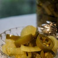 Bread & Butter Jalapeno Pickles