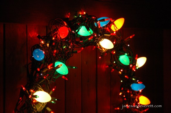 light wreath