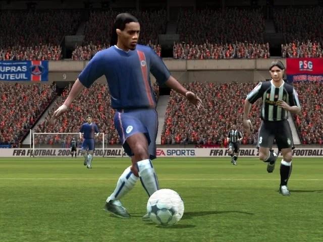 Ronaldinho_Pass