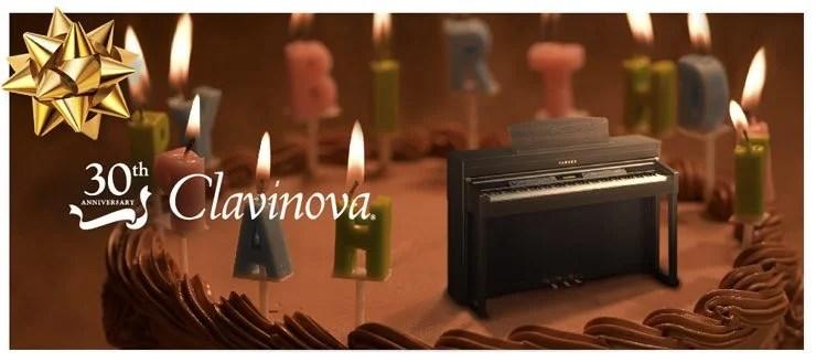 Clavinova 30th Anniversary