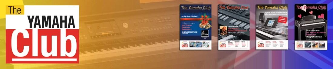 The Yamaha Club Magazine