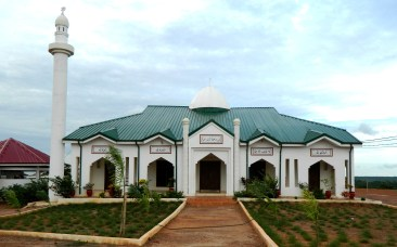 Nayyer Mosque