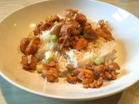 JamJarGill:RECIPE JOURNAL: Honey and Sweet Chilli Chicken {guest post by Iona Bruce}