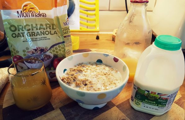 JamJarGill: Meatless Monday {1 year 6 weeks}: Breakfast