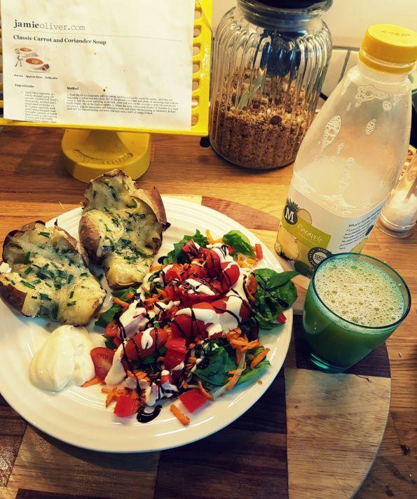 JamJarGill: Meatless Monday {1 year 10 weeks}: Dinner
