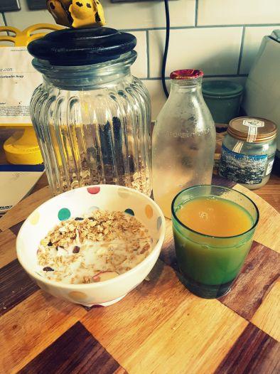 JamJarGill: Meatless Monday {1 year 11 weeks}: Breakfast