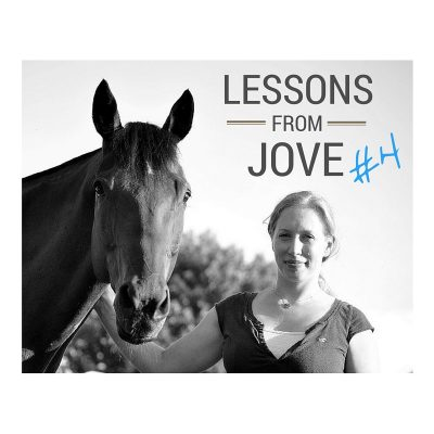 Lessons from Jove #4: Do You Lose Yourself in Love?