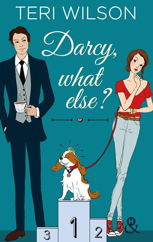 Darcy, what else?