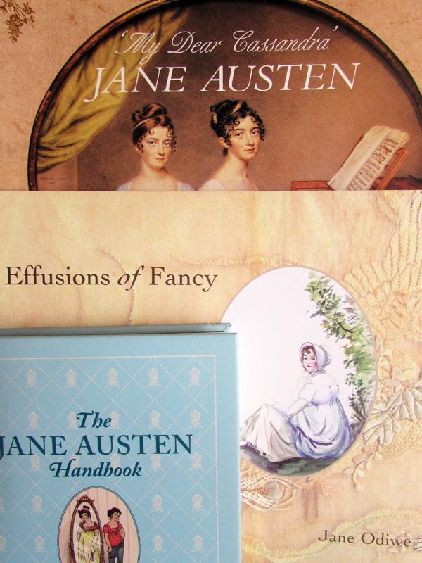 Livros inspirados em Jane Austen