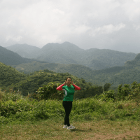 Coffee in the Mountain: Mt. Manabu, Sto. Tomas, Batangas
