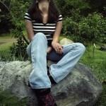 Jess on the Rock