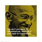 Gandhi Live and Learn