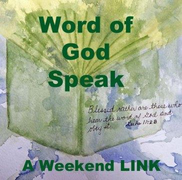 Word-of-God-Speak