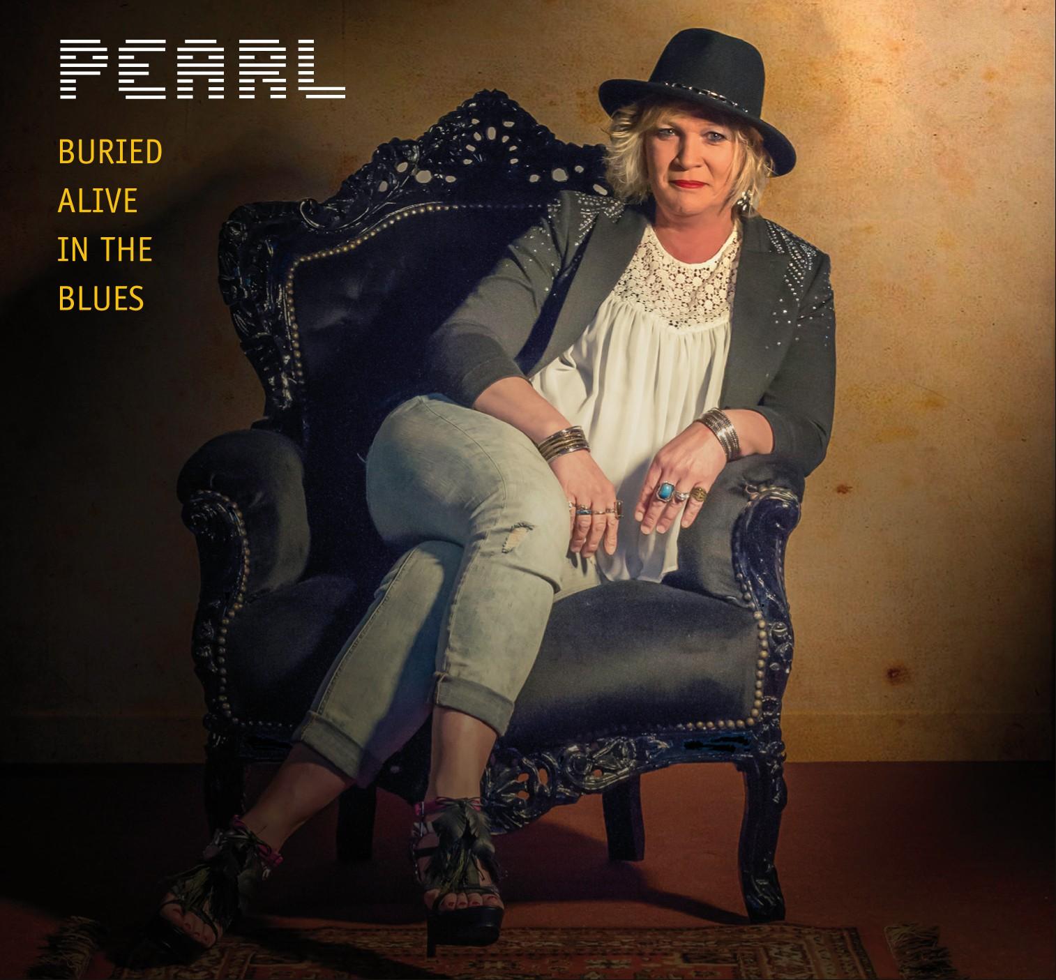 Buried Alive in the Blues Janis Joplin Zangeres Pearl