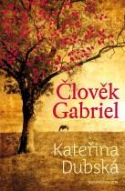 Obálka knihy Člověk Gabriel